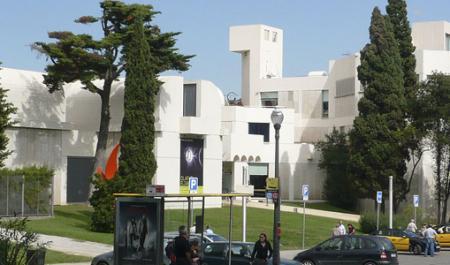 Fundació Joan Miró, Барселона