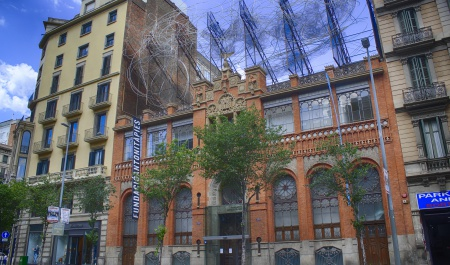 Antoni Tàpies Foundation, Barcelona