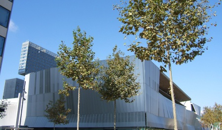 International Convention Centre of Barcelona, Barcelona