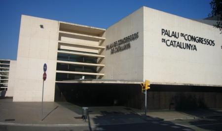 Palacio de Congresos de Catalunya, Barcellona