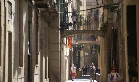 Quartier de Ciutat Vella, Barcelone