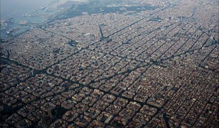 Esquerra de l'Eixample, Барселона