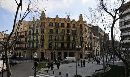 Poble Nou Quarter, Барселона