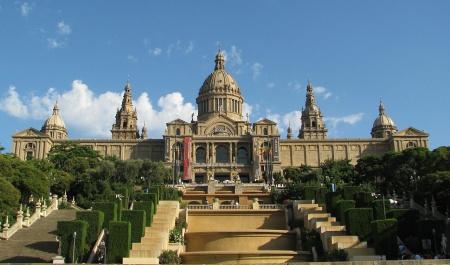 Museu Nacional d'Art de Catalunya MNAC, Barcelona