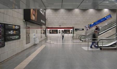 Barcelona-Passeig de Gràcia Bahnhof, Barcelona