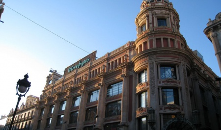 El Corte Inglés Portal de l'Àngel, Barcelona