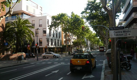 La Bonanova, Барселона
