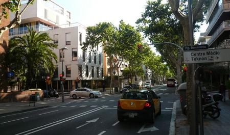 La Bonanova, Barcelone