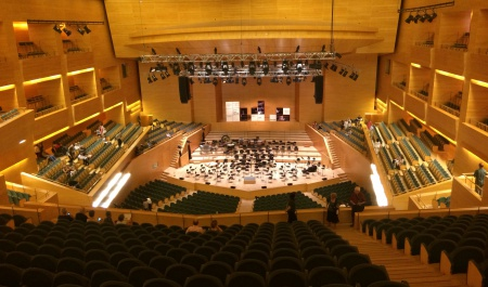 L'Auditori, Barcelone