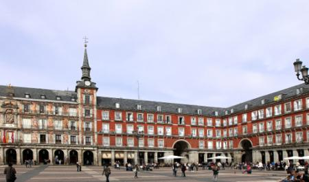 Plaza Mayor de Madrid, Madrid