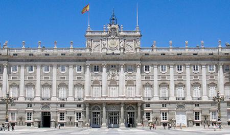 Palacio Real Madrid, Madrid