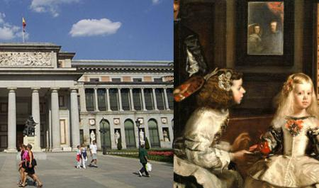 Del Prado Museum, Madrid