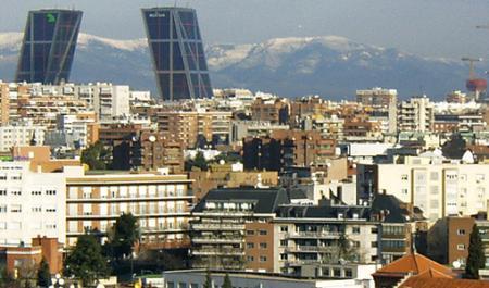 Chamartín, Мадрид