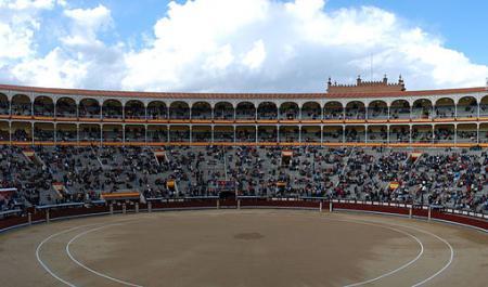 La Plaza de Toros de las Ventas, Madrid