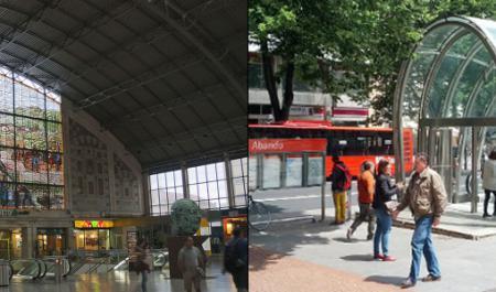 Estació de Bilbao Abando, Bilbao