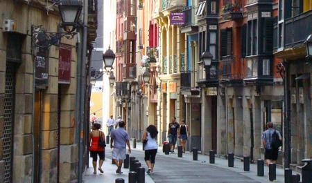 Casco Viejo Bilbao, Bilbao