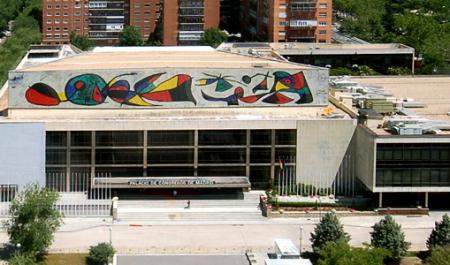 Palacio de Congresos de Madrid, Madrid