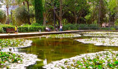 Turó Park, Barcellona