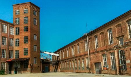 Fàbrica de Creació Fabra i Coats, Barcelona