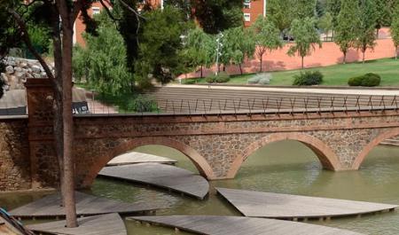 Parc Central of Nou Barris, Barcelona