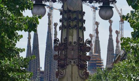 Avinguda Gaudí, Barcellona