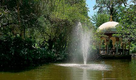 Parque de María Luisa, Sevilha