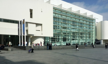 MACBA - Museu d'Art Contemporani de Barcelona, Барселона