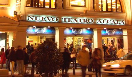 Nuevo Teatro Alcalá, Madrid
