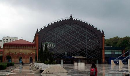 Plaza de Armas, Seville