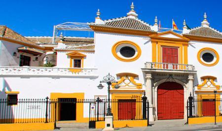 Praza de Toiros de la Maestranza, Sevilha