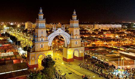 Real de la Feria - Feria de Abril, Seville