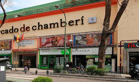 Mercado de Chamberí, Madrid