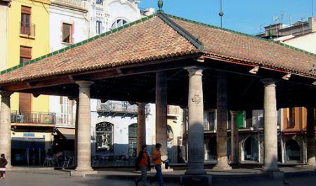 La Porxada, Granollers
