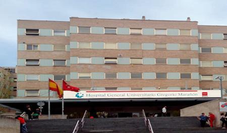 Университетская больница общего профиля Грегорио Мараньон, Мадрид