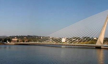 Ponte dos Tirantes, Pontevedra