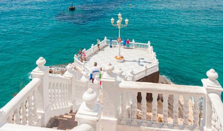 Balcón del Mediterráneo, Benidorm