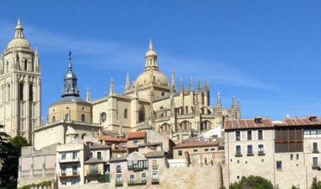 Catedral de Segovia, Segovia