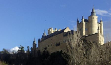 Alcázar de Segovia, Segovia