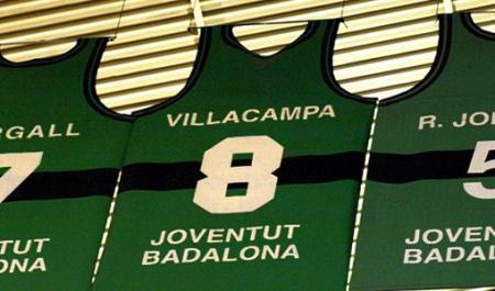 Pavelló Olímpic de Badalona, Badalona