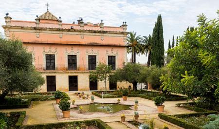 Alcázar de Jerez, Jerez de la Frontera