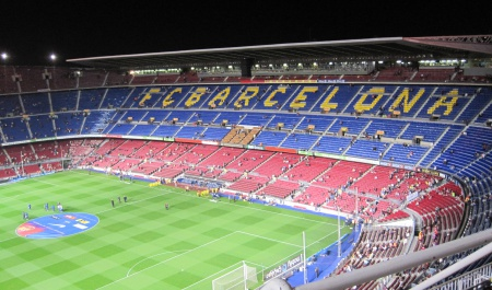 Camp Nou, Barcellona