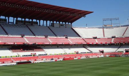 Stadiom Sánchez-Pizjuán, Sevilla