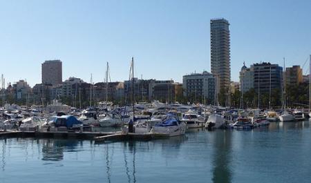 Puerto de Alicante, Alicante