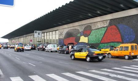 Terminal 1, Aéroport de Barcelone-El Prat