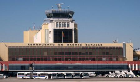 Madrid Airport, Madrid-Barajas Airport