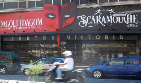 Teatre Victòria, Barcelona