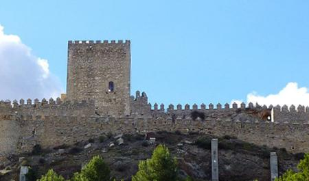 Castelo de Almansa, Almansa