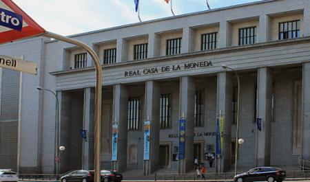 Real Casa de la Moneda, Madrid
