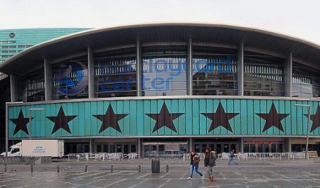 Palacio de Deportes de la Comunidad de Madrid, Madrid