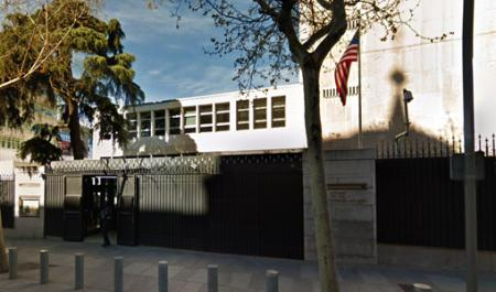 Embassy of the United States, Madrid